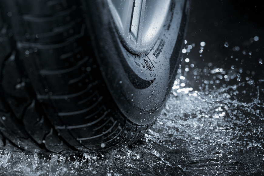 Aquaplaning And How To Avoid it