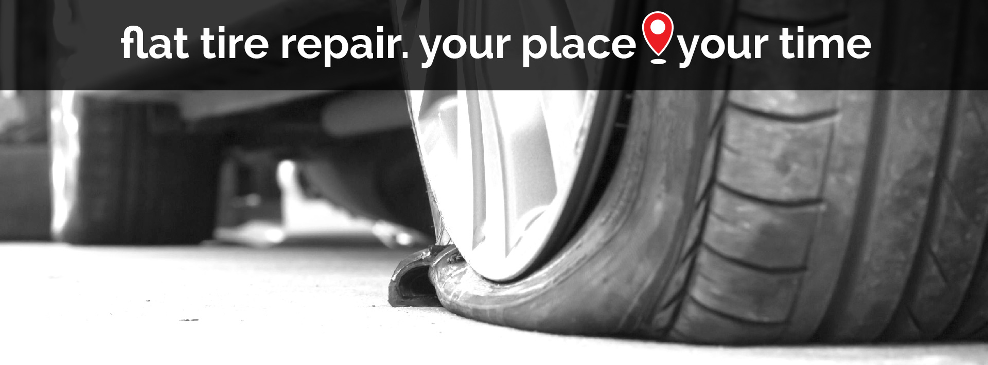 getTREAD mobile flat tire repair in Orlando, Lake Mary, Sanford, Heathrow, Altamonte Springs, Longwood