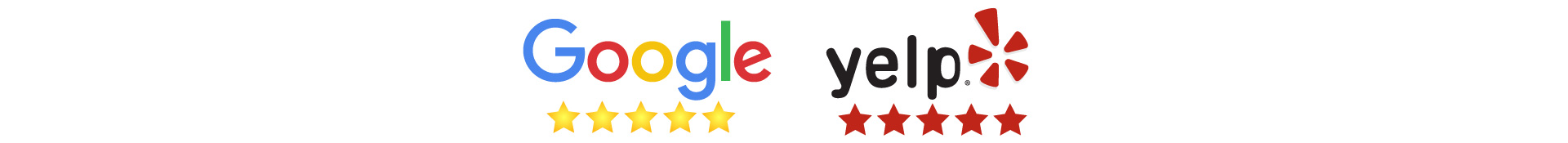 getTREAD has great 5 star reviews from Google and Yelp!