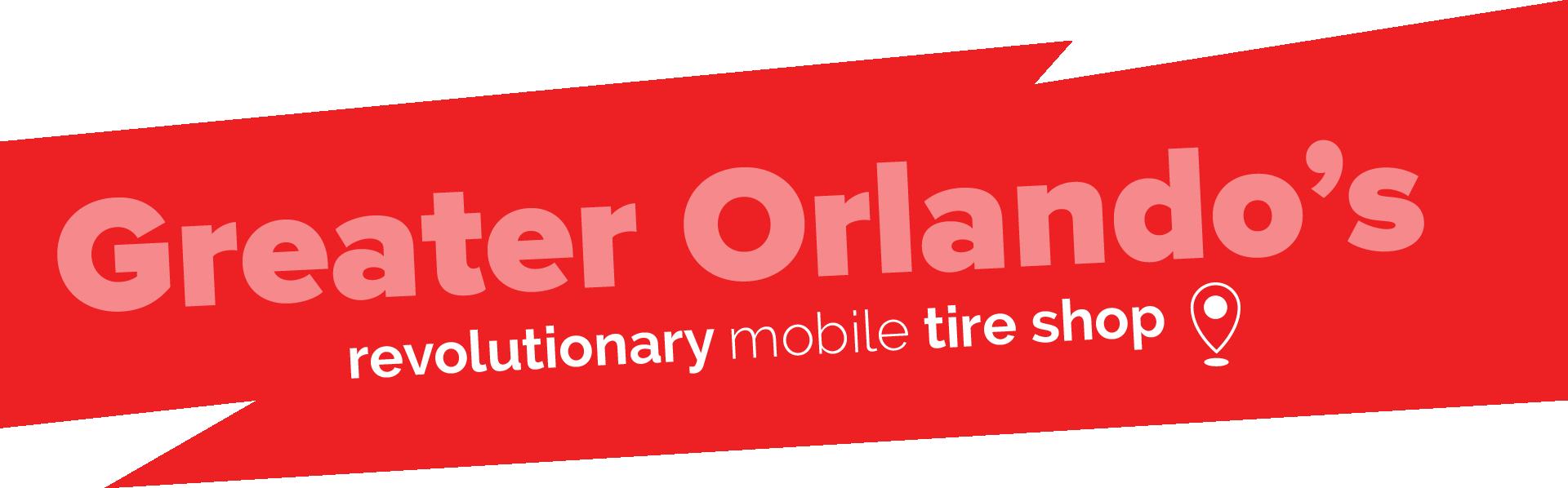 Orlando's premier Mobile Tire Shop