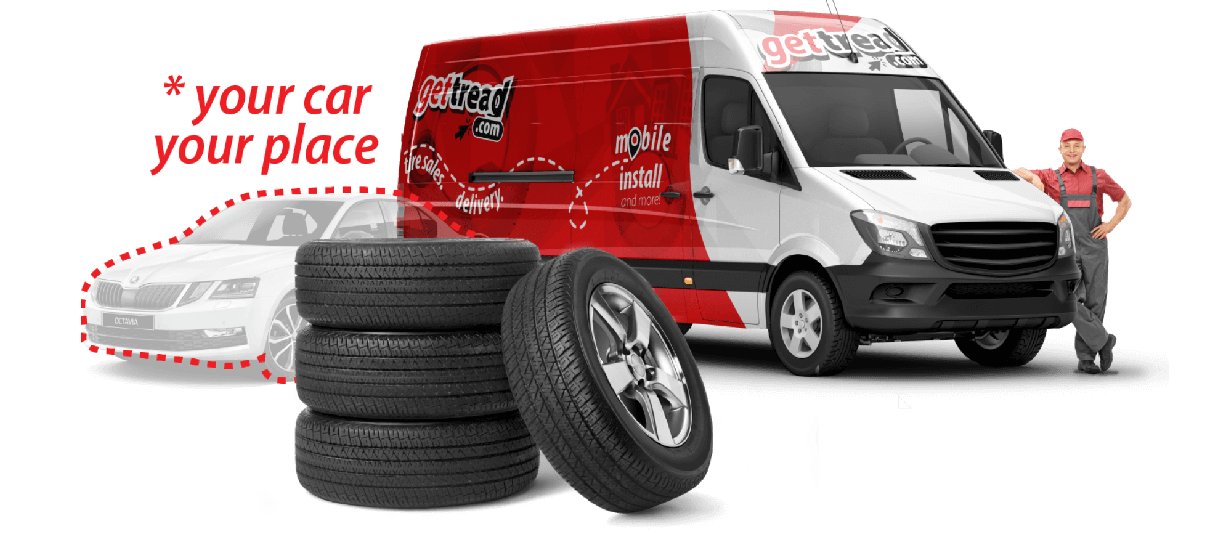 Buy Tires - Mobile Service