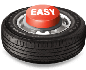 easy button tire
